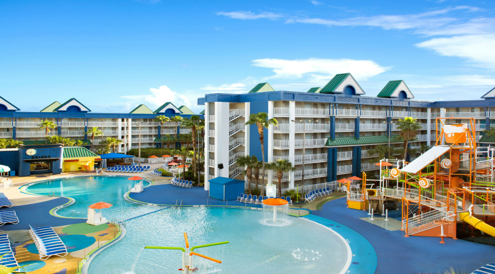florida hotels, water parks, hotel water parks, lazy river, coco key resort, orlando hotels, cheap florida hotels